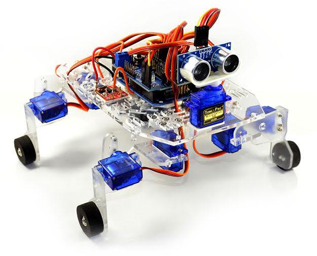 מסלול רובוטריקים